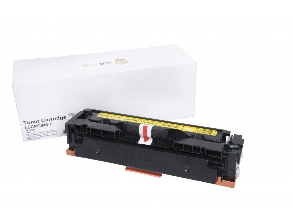 Canon CRG-046 (1247C002) yellow - kompatibilný