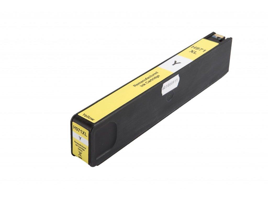HP 971XL (CN628AE) yellow - kompatibilný