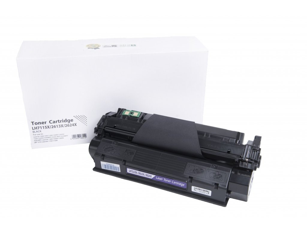 hp c7115a q2613a q2624a kompatibilny toner orink whitebox