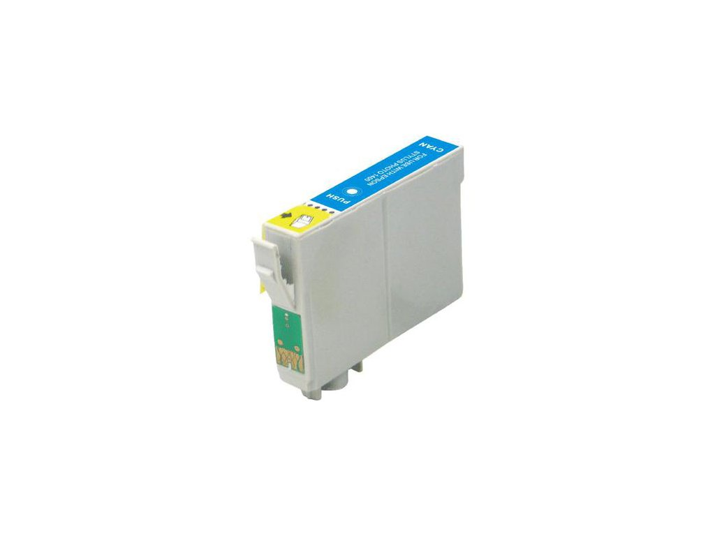 Epson T0712 cyan - kompatibilný