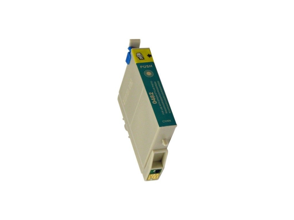 Epson T0482 cyan - kompatibilný