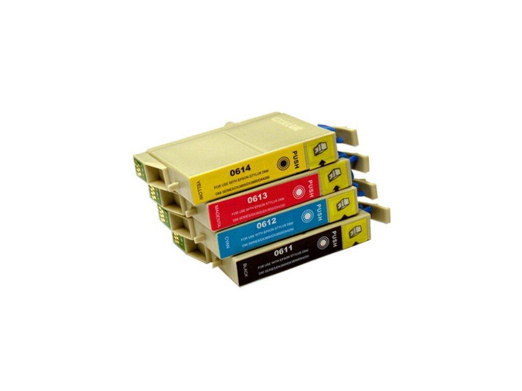 Epson T0615 multipack - kompatibilný