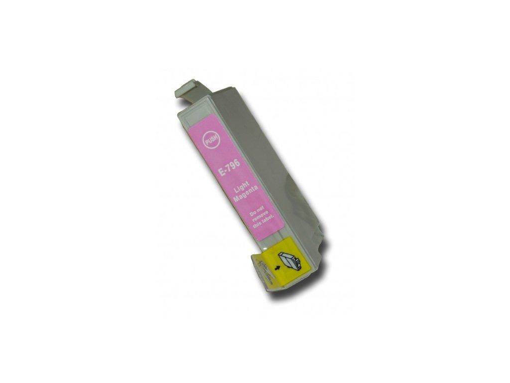 Epson T0796 light magenta - kompatibilný