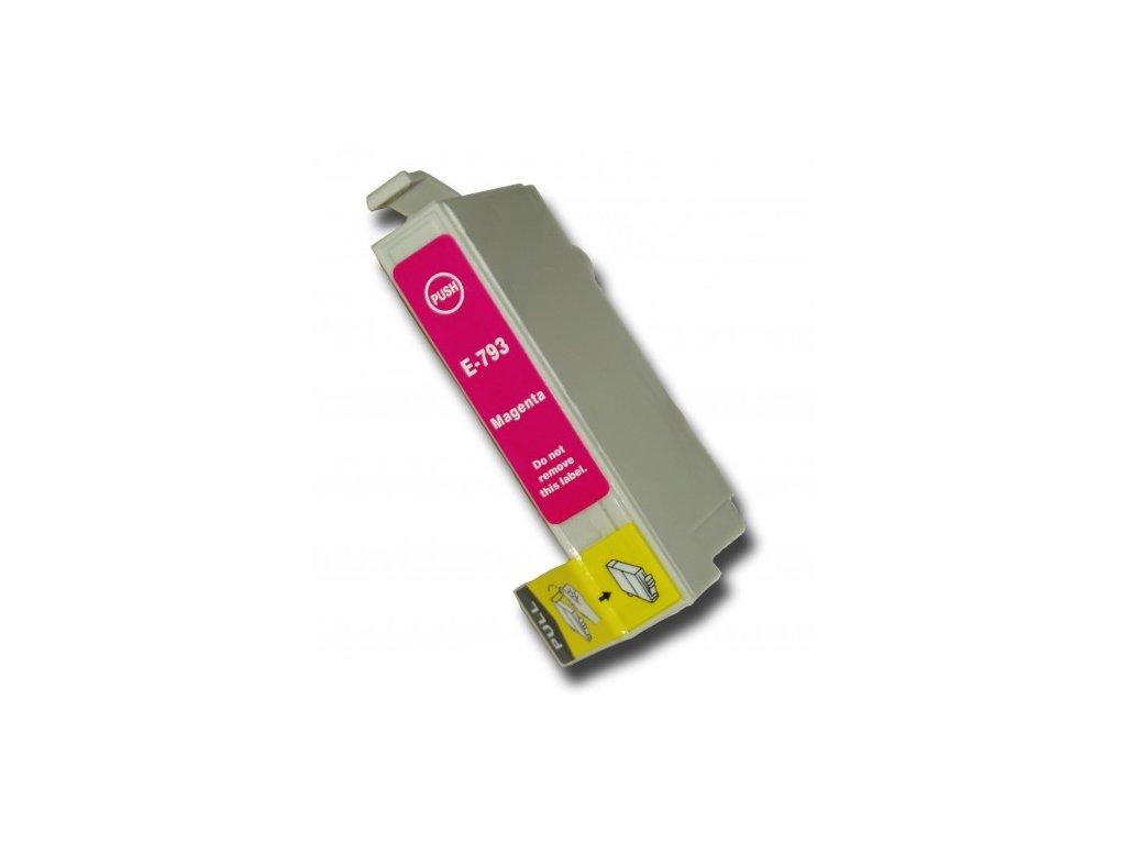 Epson T0793 magenta - kompatibilný