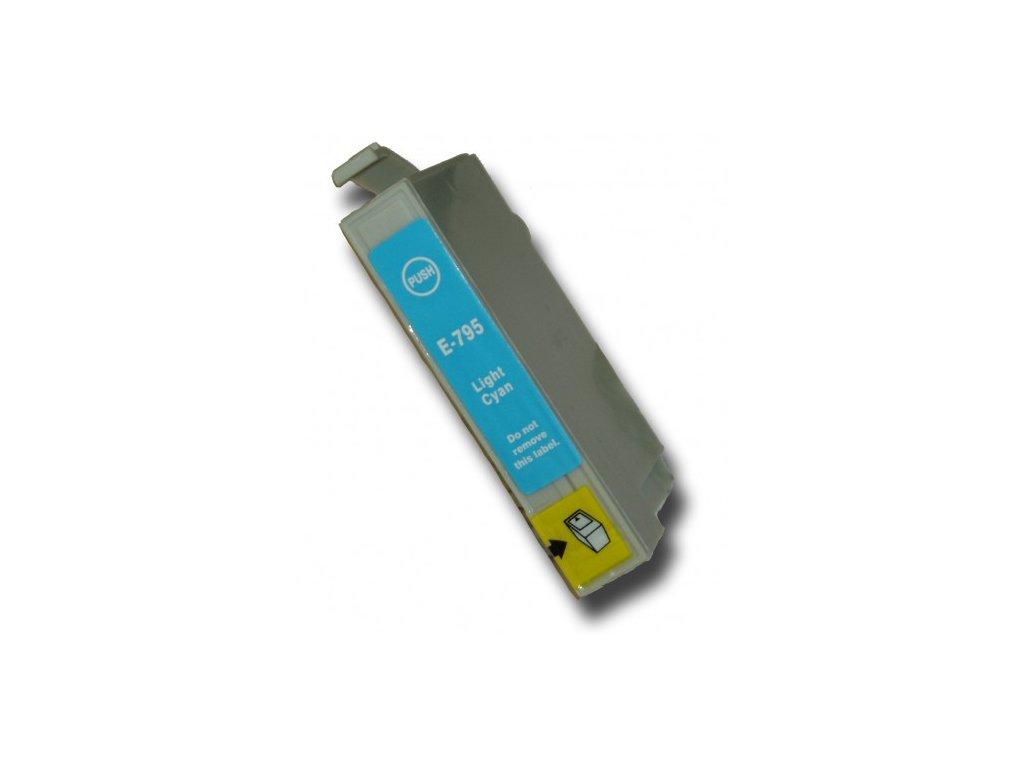 Epson T0795 light cyan - kompatibilný