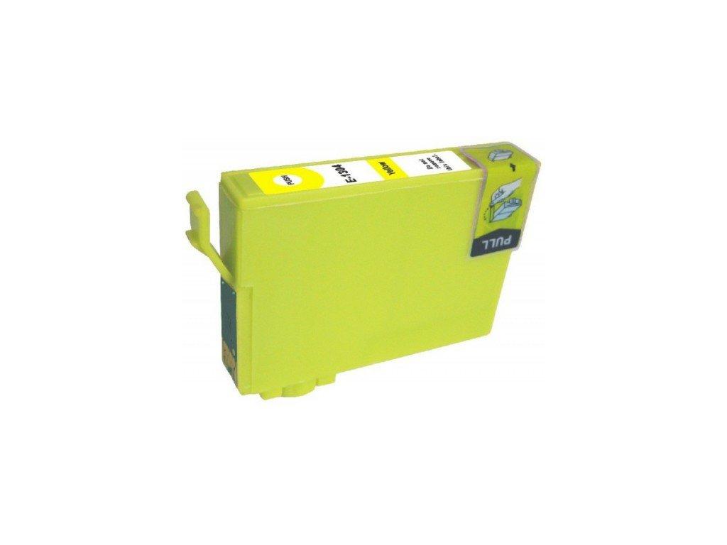 Epson T1304 yellow - kompatibilný