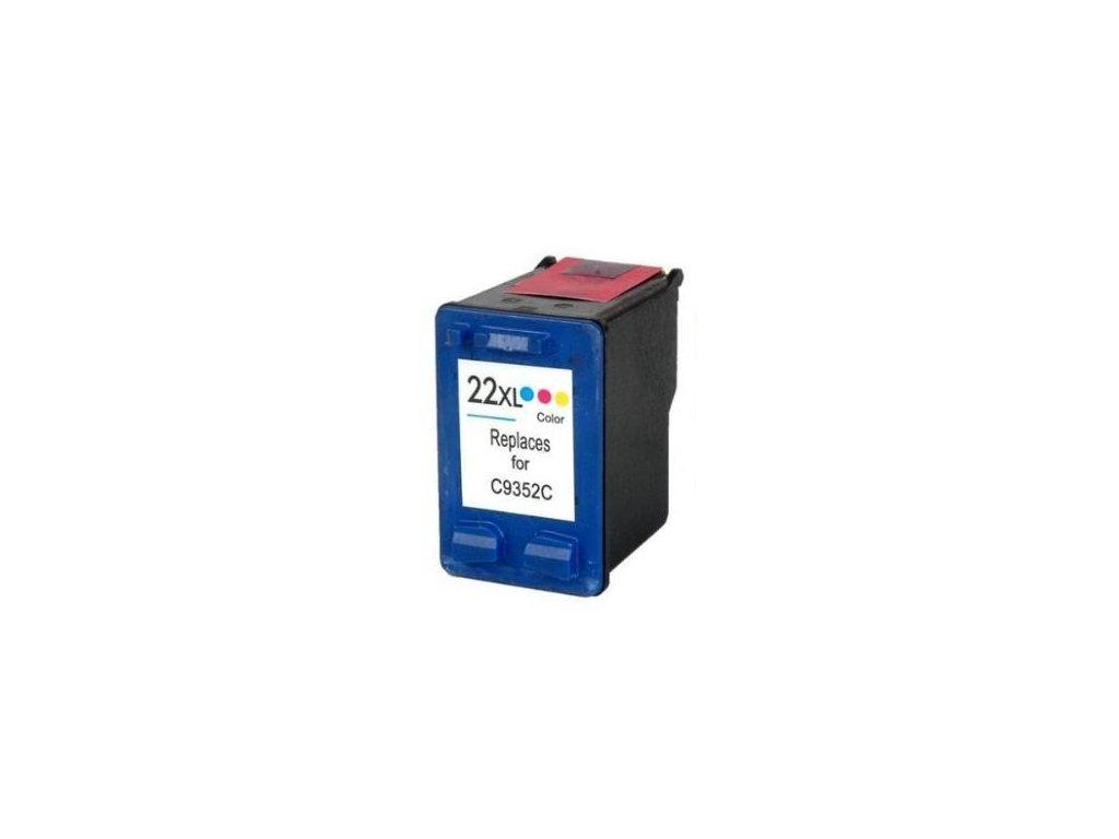 HP 22 XL (C9352CE) color - kompatibilný