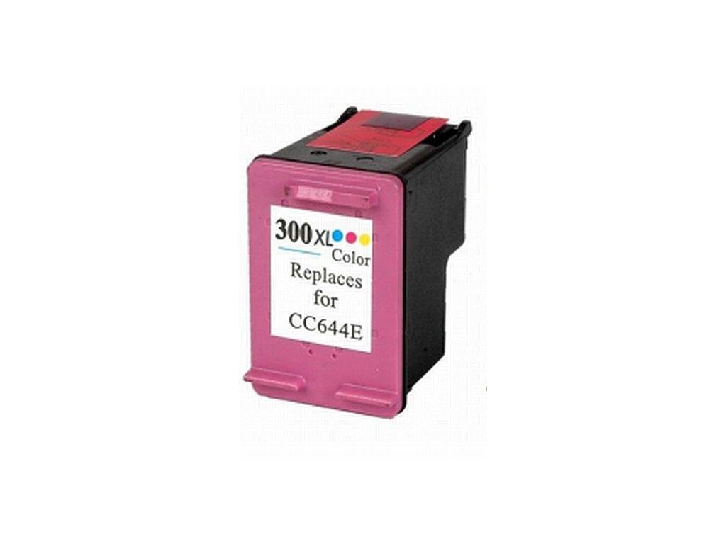 HP 300XL (CC644EE) color - kompatibilný