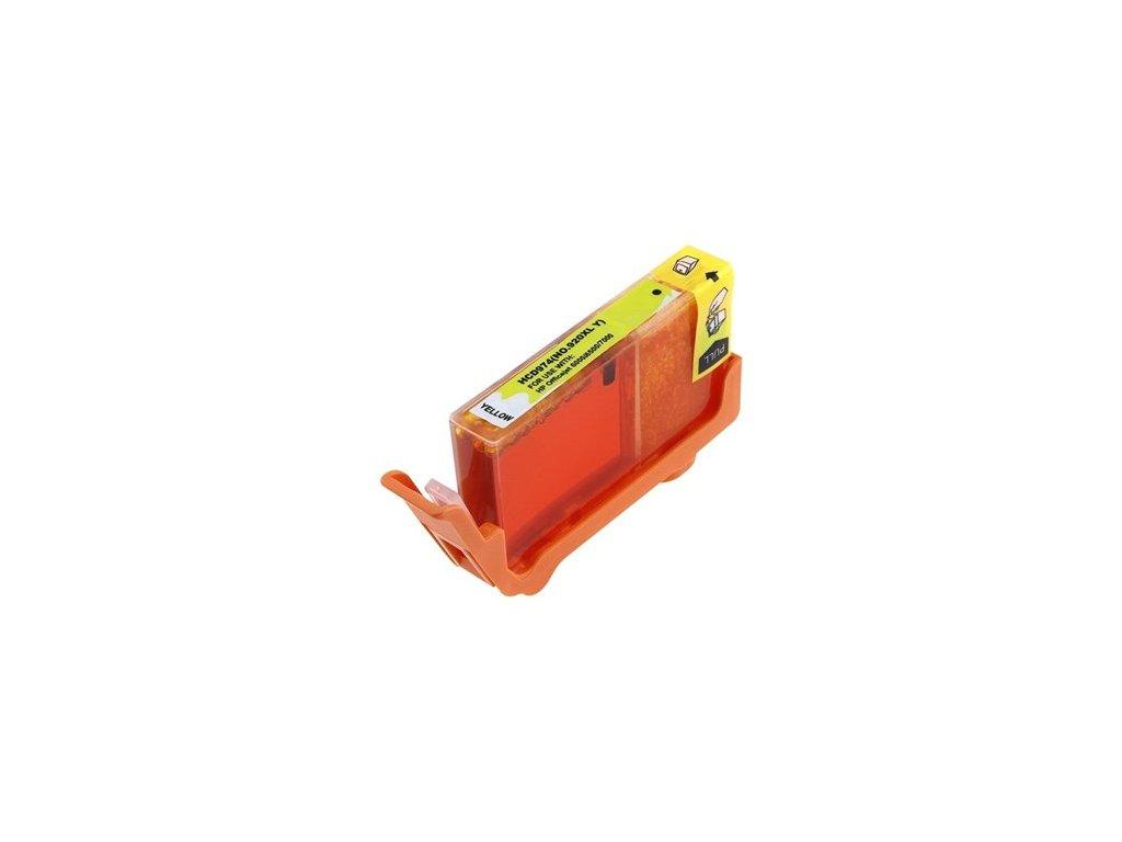 HP 920 XL (CD974AE) yellow - kompatibilný