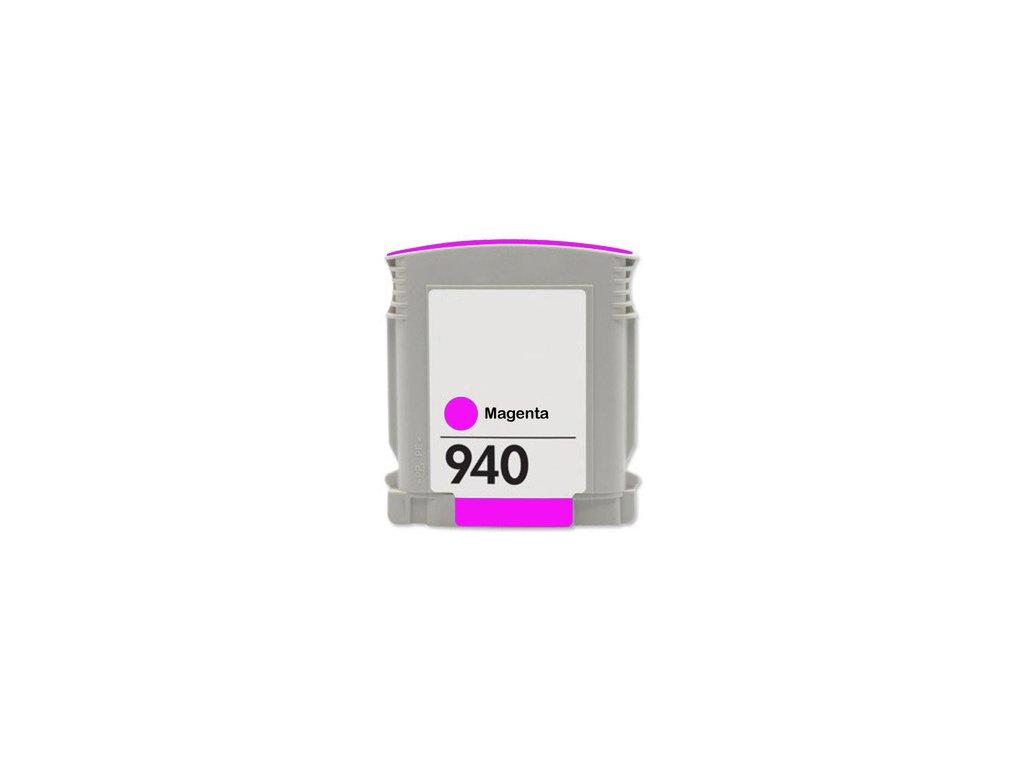 HP 940 XL magenta (C4908AE) - kompatibilný