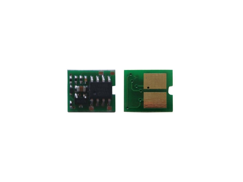 HP CB543A čip - magenta