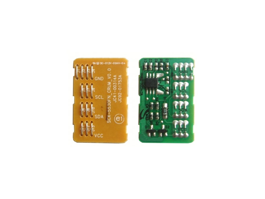 Samsung SCX-5350/SCX-5530 čip