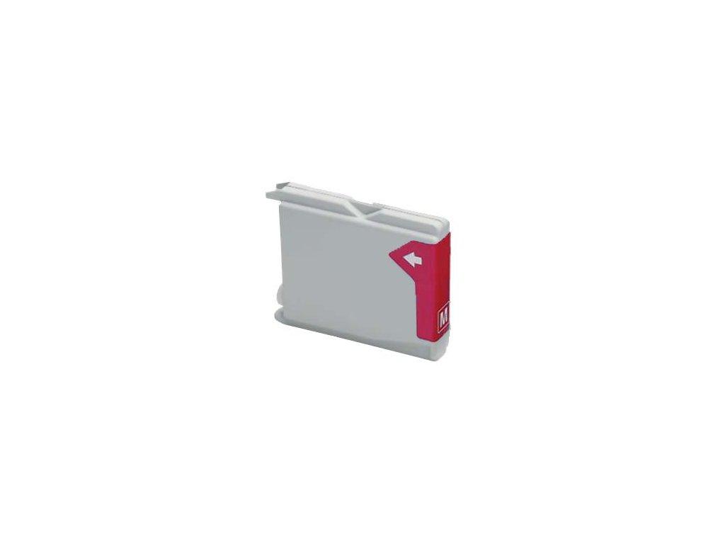 Brother LC-970 / LC-1000 magenta - kompatibilný