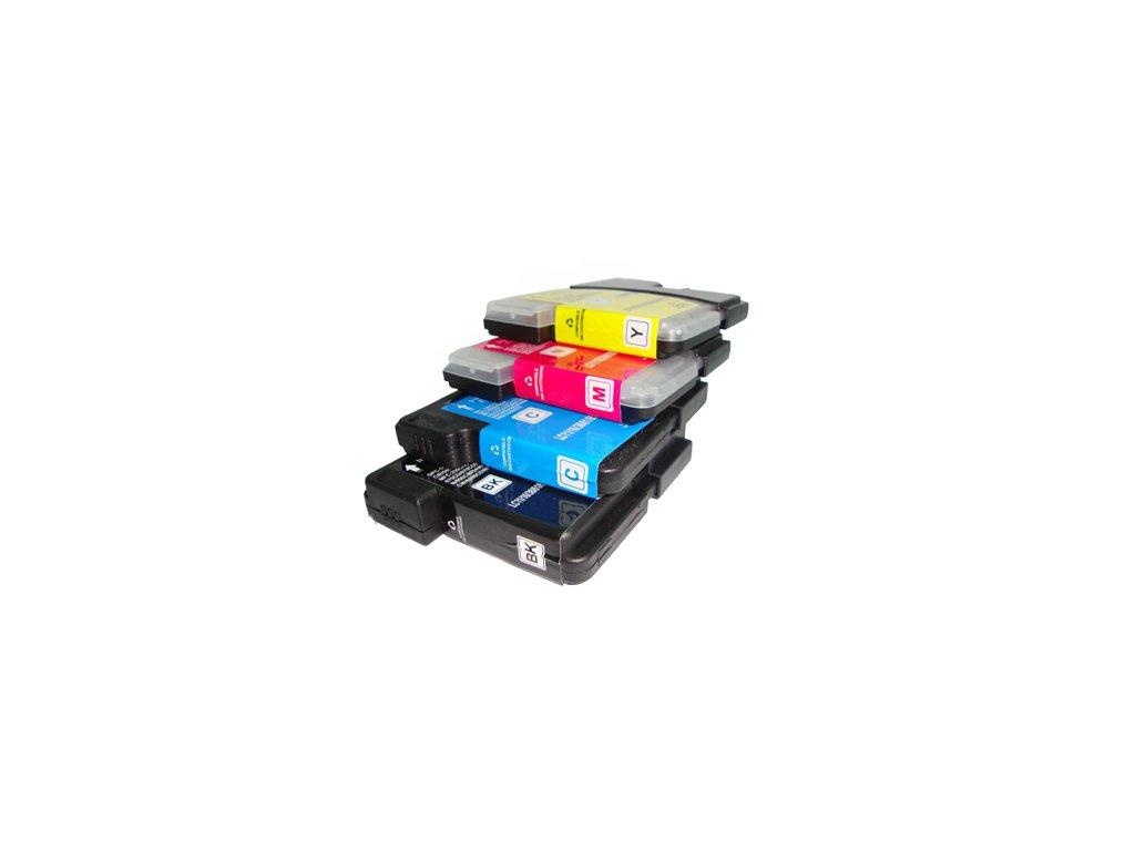 Brother LC-980 / LC-1100 multipack - kompatibilný