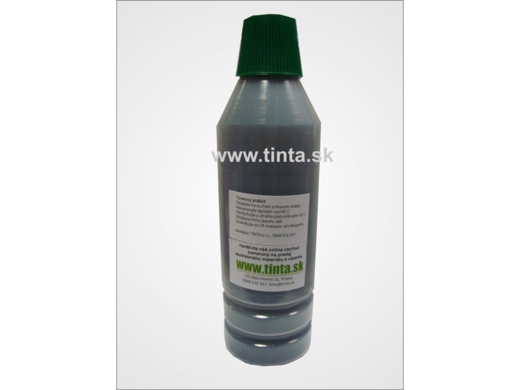 Tonerový prach pre Minolta 1300/1350W - 160g
