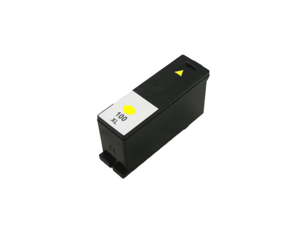 Lexmark No.100 / No.105 / No.108 XL yellow - kompatibilný