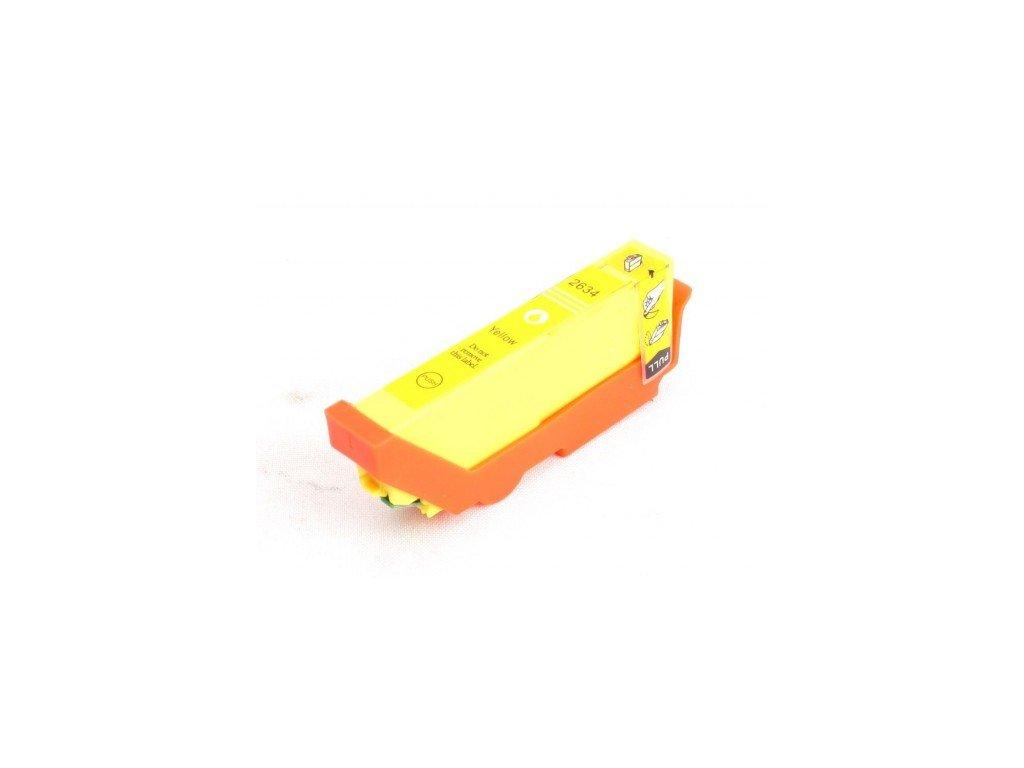 Epson T2634 (26XL) yellow - kompatibilný