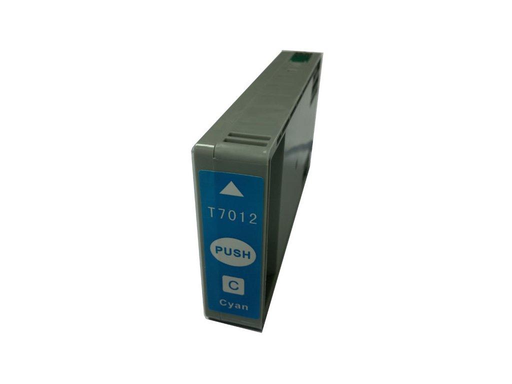 Epson T7012 XXL cyan - kompatibilný