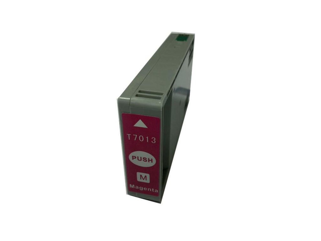 Epson T7013 XXL magenta - kompatibilný