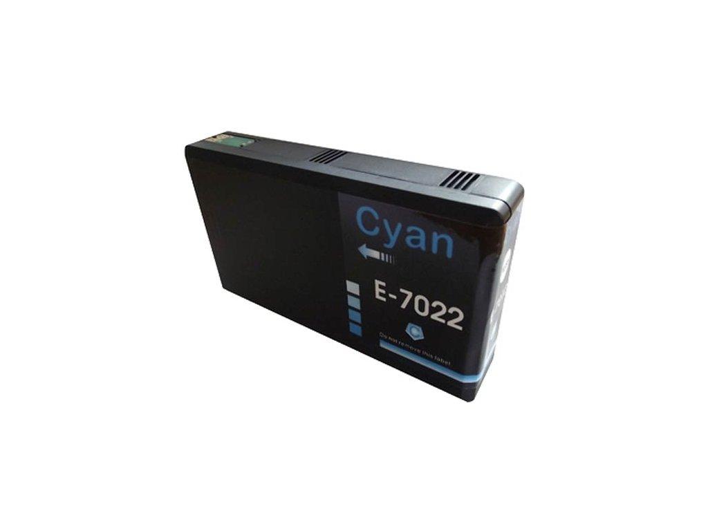 Epson T7022 cyan - kompatibilný