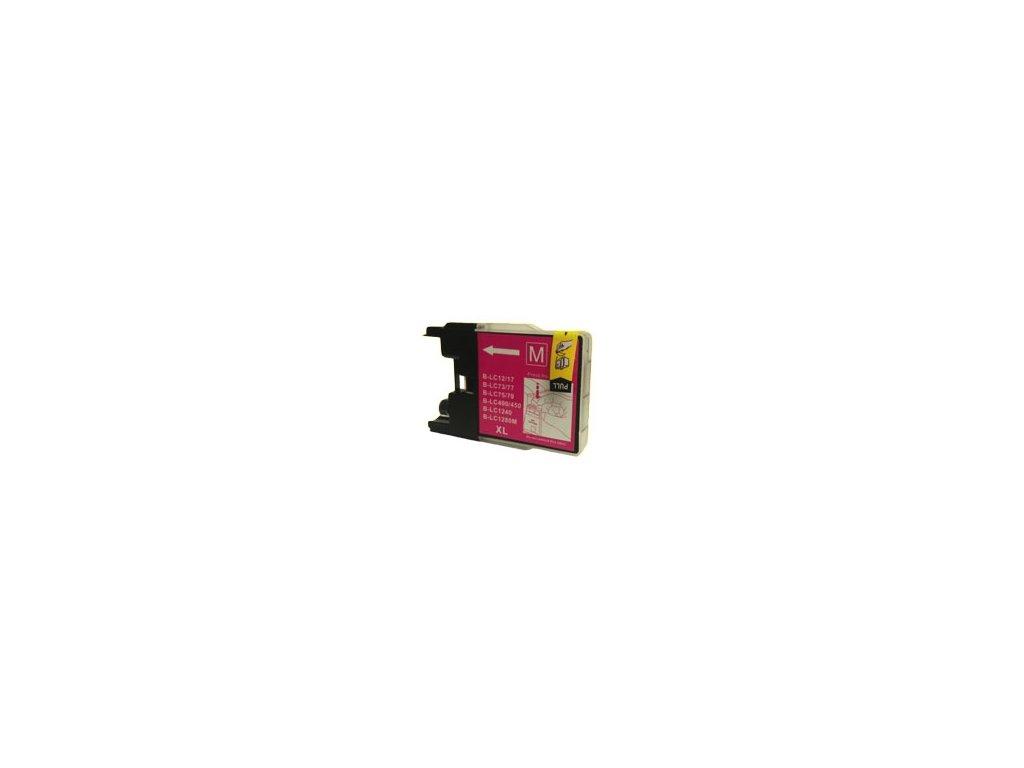 Brother LC-1240 / LC-1280 magenta - kompatibilný