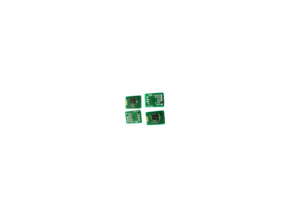 OKI C801/C821/C860 čip - cyan