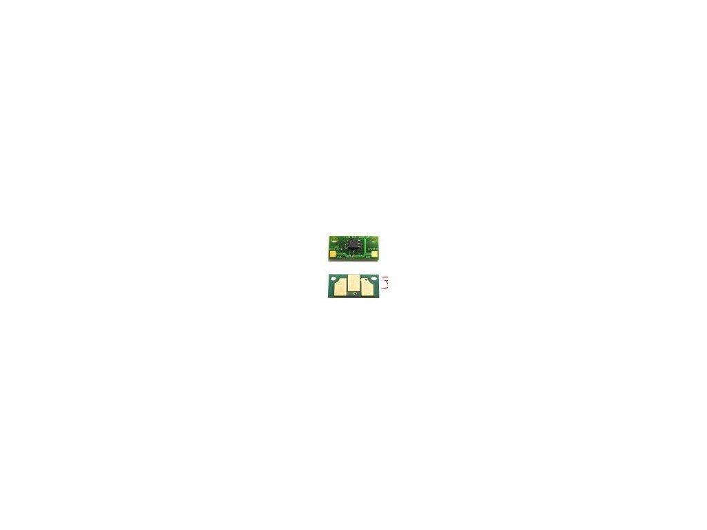 Minolta 2500 čip - magenta