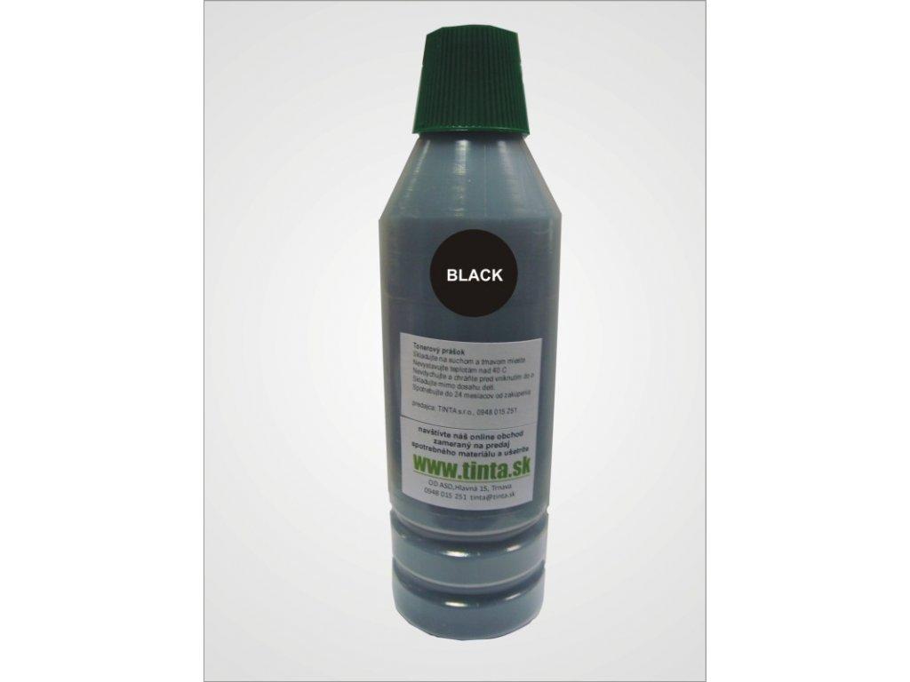 Tonerový prach  HP CE400X - black