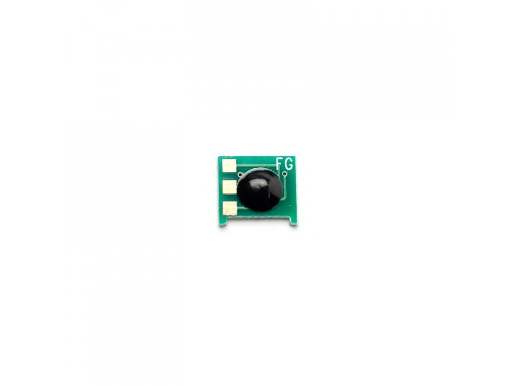 HP CE403A čip - magenta