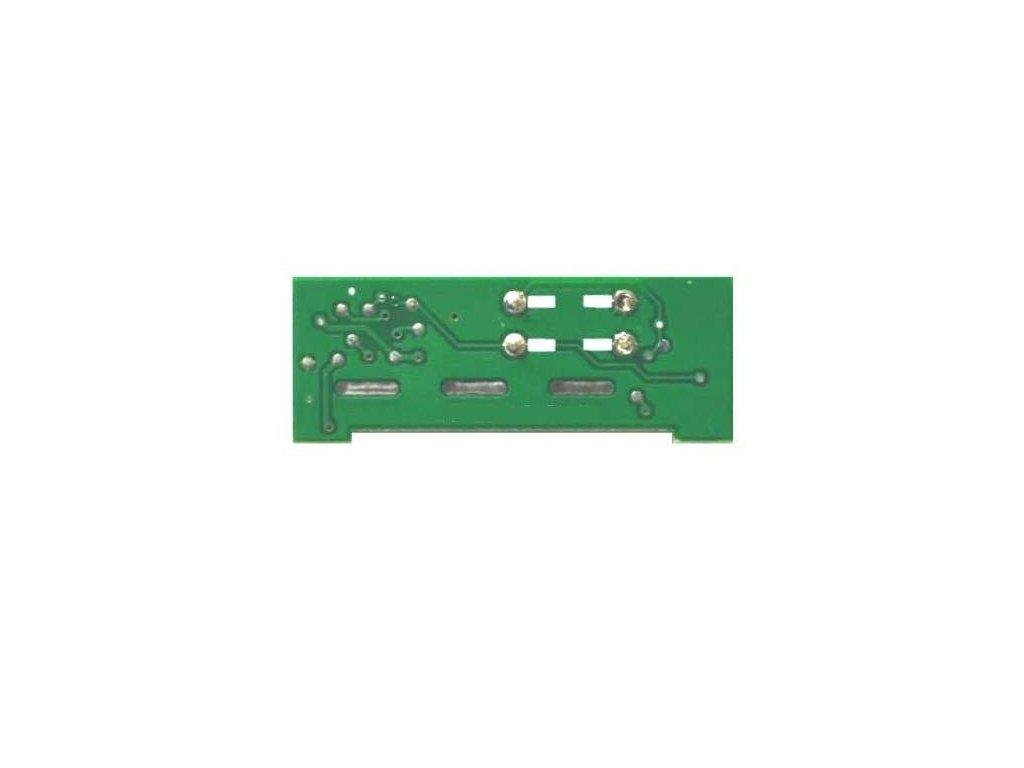 Samsung CLP-510 čip - cyan