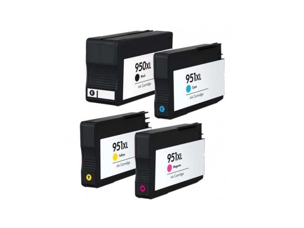 HP 950 XL / HP 951 XL multipack (cmyk) - kompatibilný