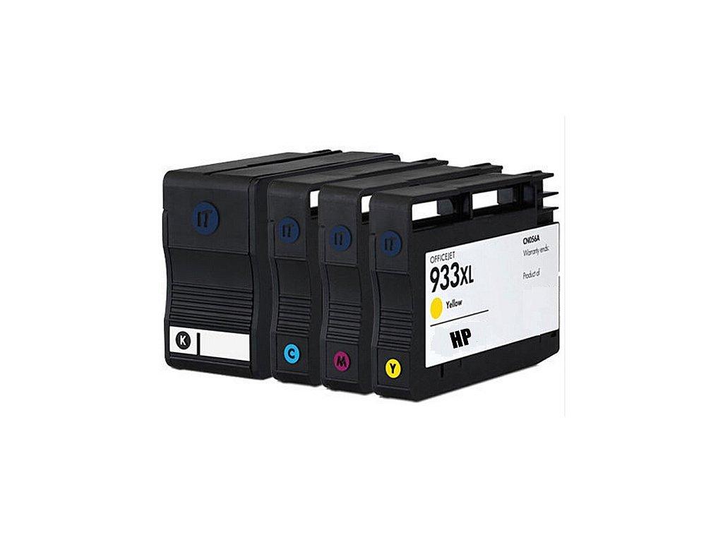HP 932 XL / HP 933 XL multipack (cmyk) - kompatibilný