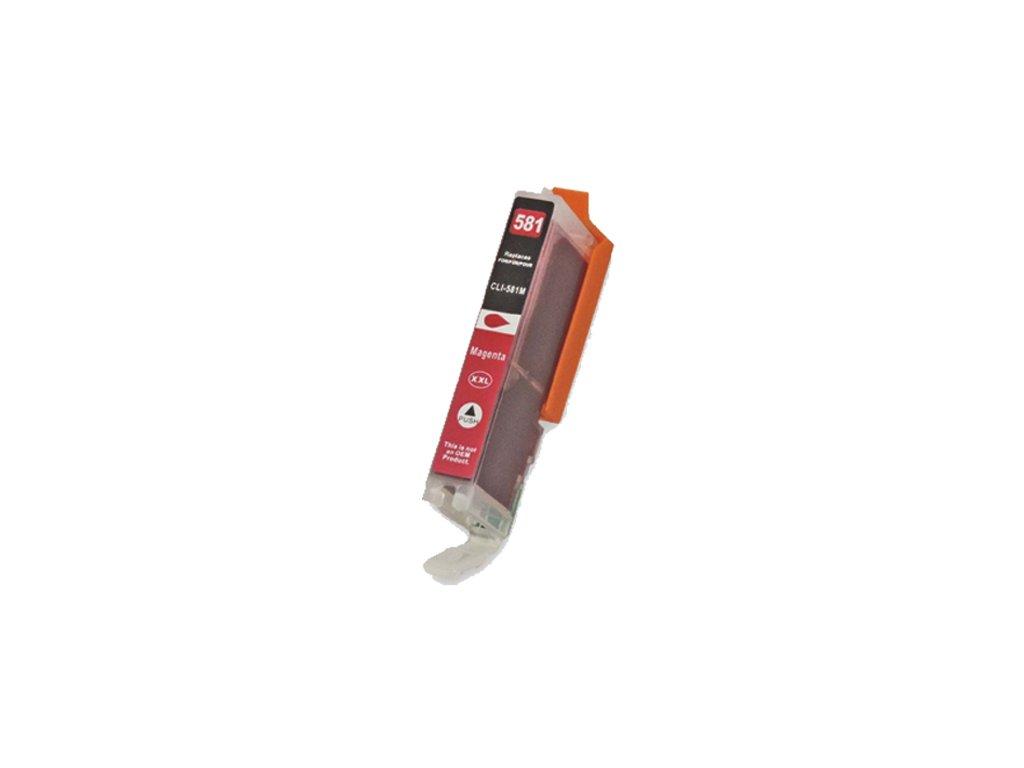 canon cli581xxlm magenta kompatibilna napln