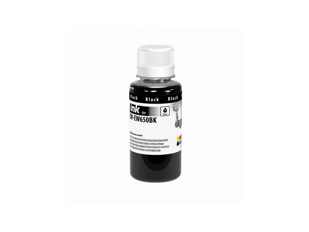 Atrament Epson Black - 100ml/200ml (pre 6-farebné tlačiarne) (Objem fľaše 200ml)