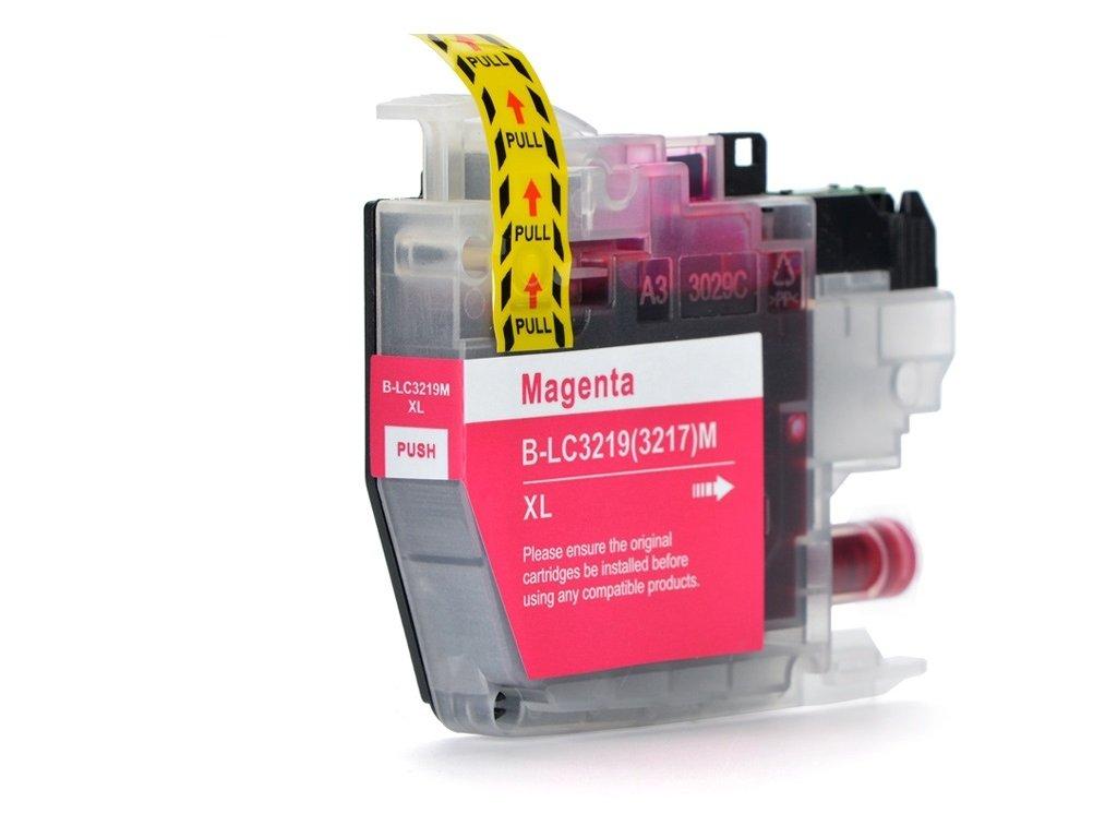 brother lc3219 xl magenta kompatibilna napln tinta.sk.