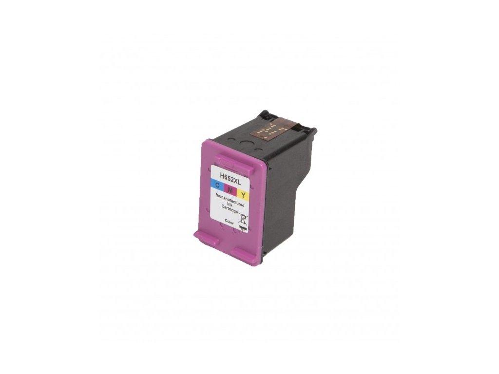 hp 652xl color farebny alternativny renovacia kompatibilnanapln najlacnejsie tinta.sk