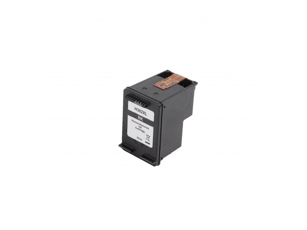 hp302xl čierna 14ml F6U66A lacna napln tinta.sk