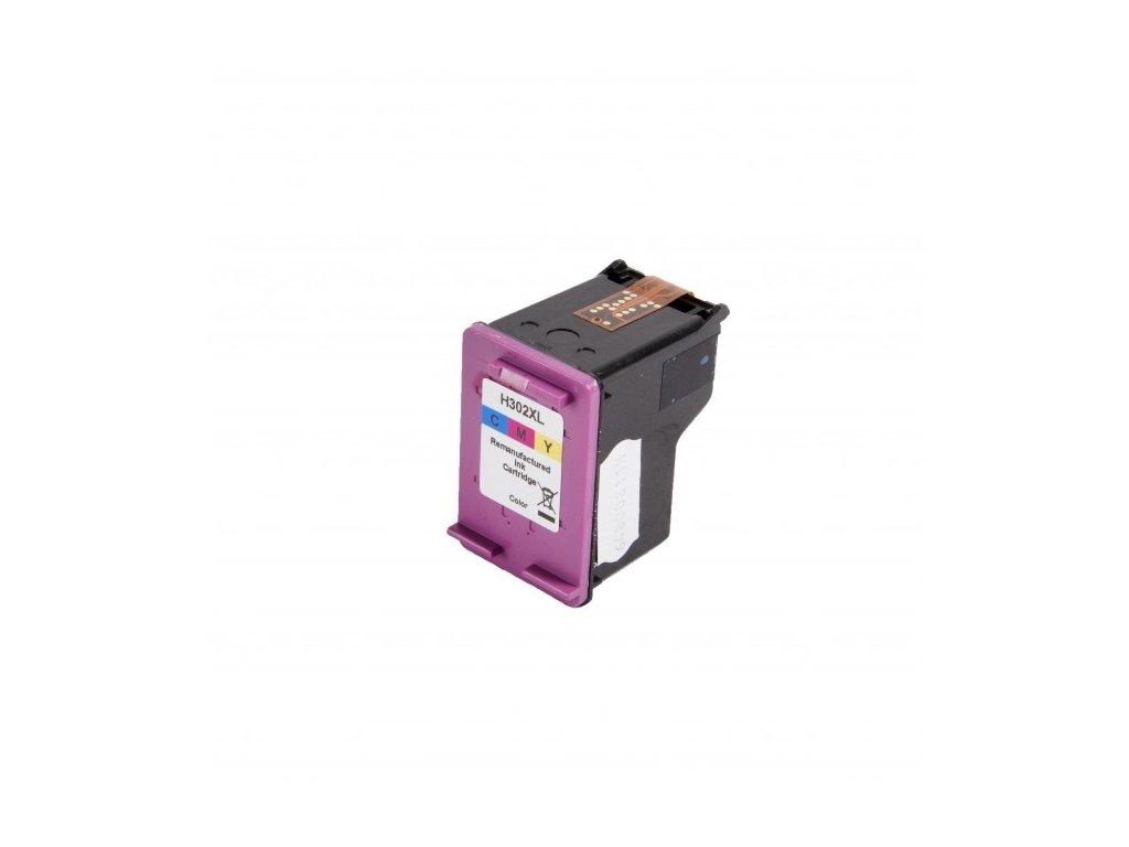 hp302xl farebna 14ml F6U67A lacna napln tinta.sk