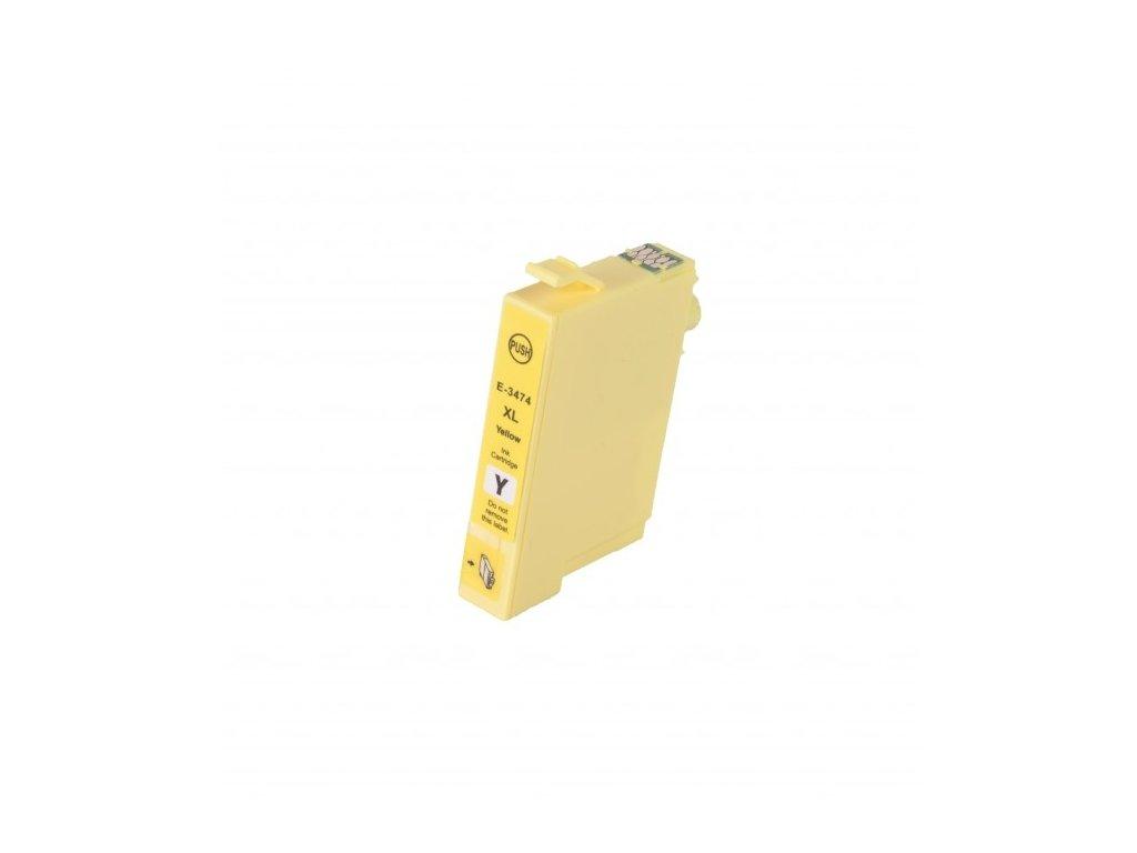 epson T34xl T3474 zlta napln lacna kvalinta tinta.sk