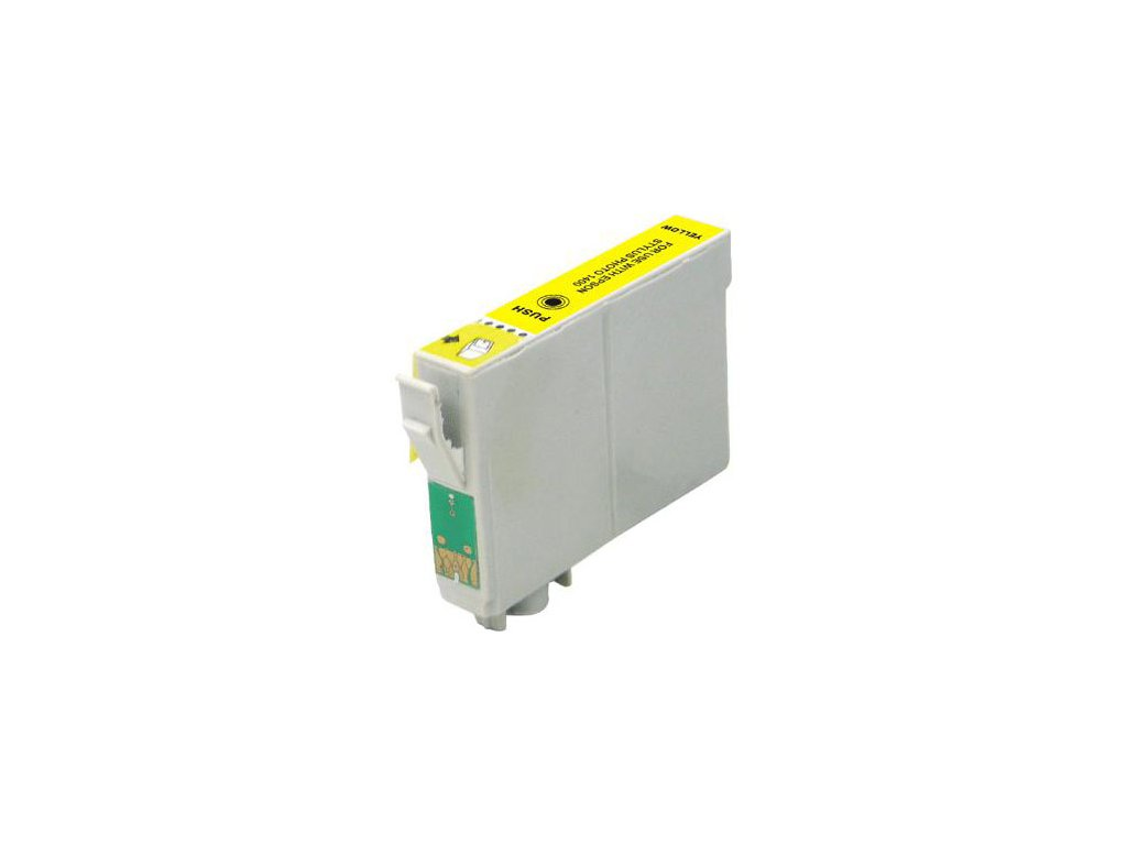 Epson T0894 yellow - kompatibilný