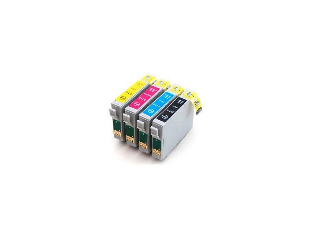 Epson T0895 (C13T08954020) multipack - kompatibilný