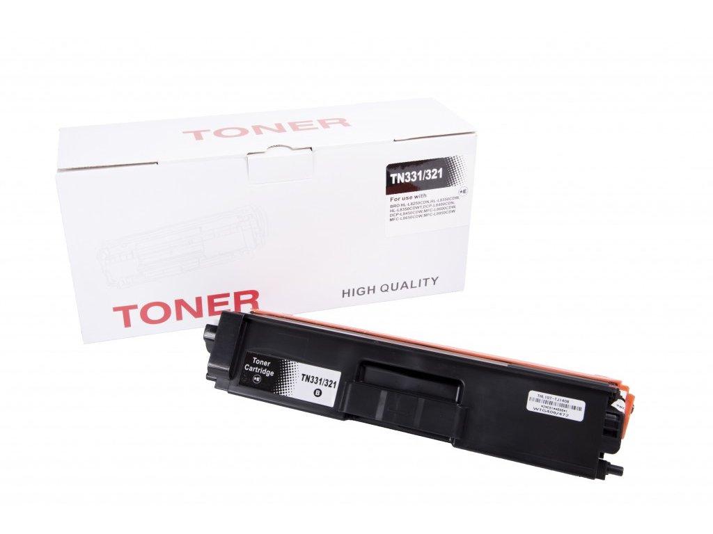 brother tn321 tn331 čierny alternativny kompatibilny toner lacny tinta.sk