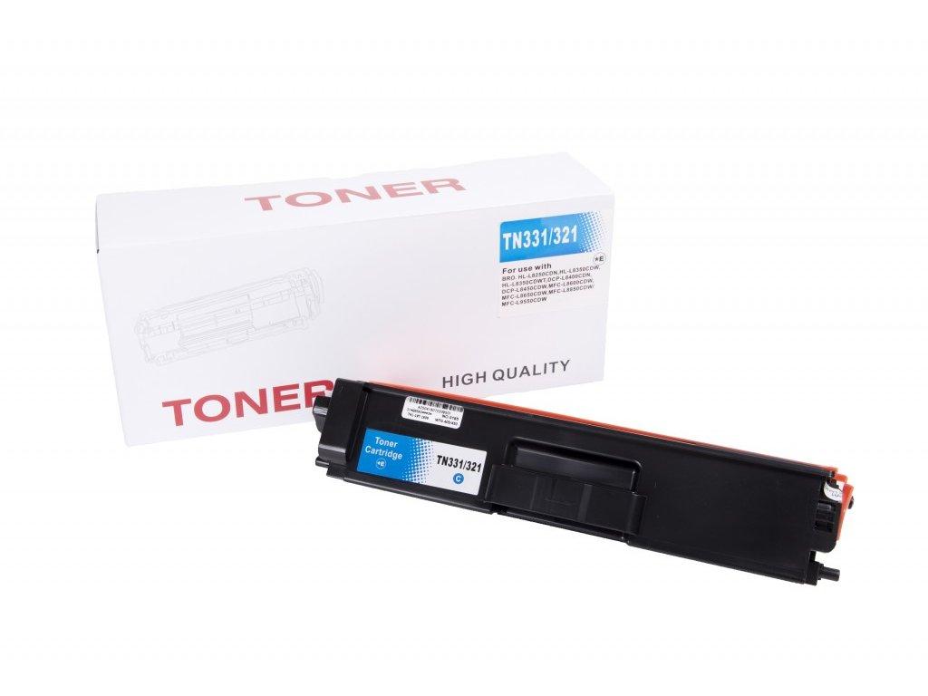 brother tn321 tn331 modry cyan alternativny kompatibilny toner lacny tinta.sk