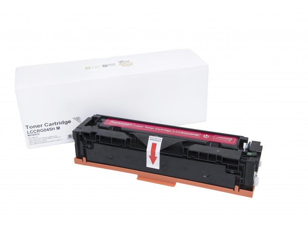 canon crg045h magenta cerveny lacny kompatibilny toner