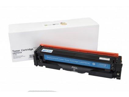 HP CF531A (205A) cyan - kompatibilný