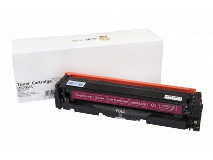 HP CF533A magenta - kompatibilný