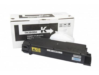 Kyocera Mita kompatibilná tonerová náplň, TK580BK - black