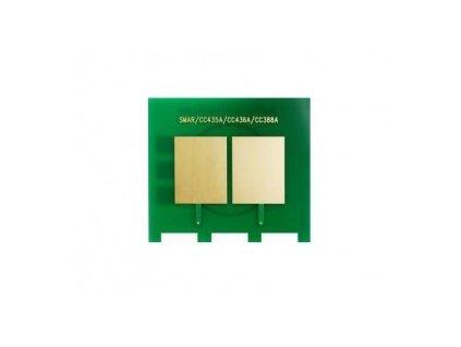 HP CF217A čip