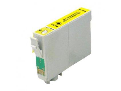 Epson T0714 yellow - kompatibilný