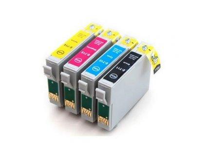 Epson T0711-T0714 (T0715, C13T07154012)  multipack - kompatibilný